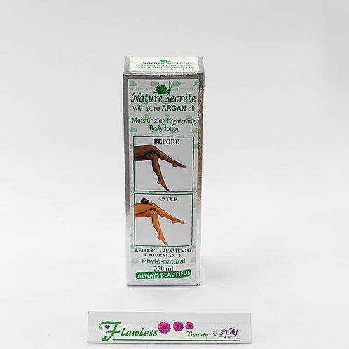 Nature Secrete Moisturizing Lightening Body Lotion 350ml