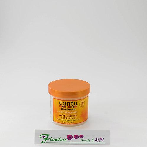 Cantu Shea Butter for Natural Hair Moisturizing Twist & Lock Gel 384ml