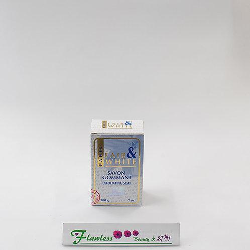 Fair and WhiteExfoliating Soap Original 200g