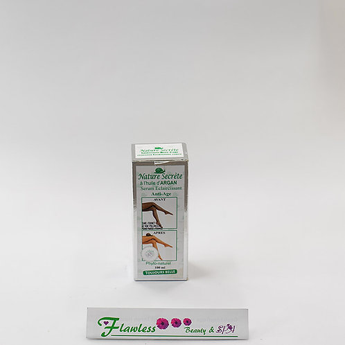 Nature Secrete Argan Oil Lightening Serum Anti-ageing 100ml
