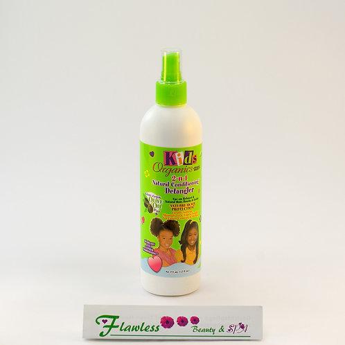 Africas Best Kids Organics 2- n-1 Organic Conditioning Detangler 355ml