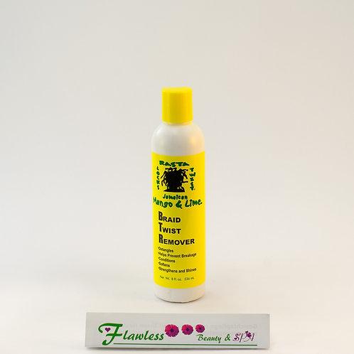 Jamaican Mango & Lime Braid & Twist Remover 236ml