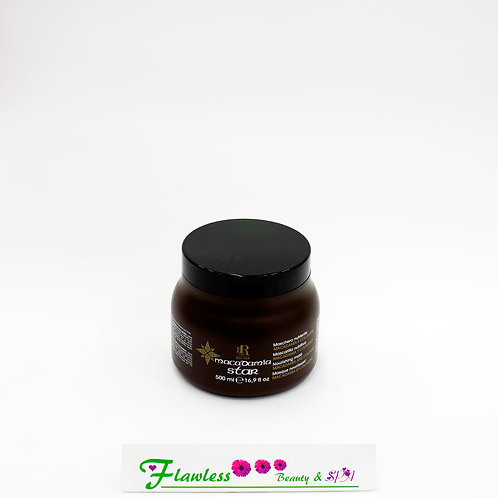 RR Line macadamia Star Hair  Mask with macadamia oil and collagen 500ml