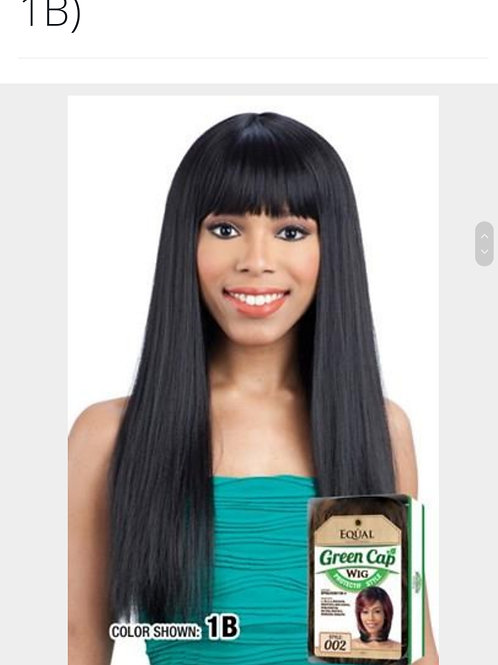 Freetress Equal Synthetic Protective Style Wig GREENCAP 009