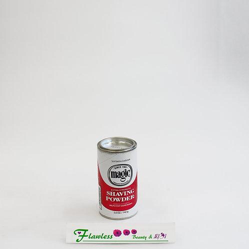 Magic Shaving Powder, Extra Strength Red 142g