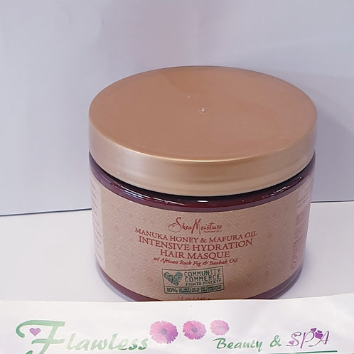 Shea Moisture Manuka Honey & Mafura Oil Intensive Hydration Masque 354ml