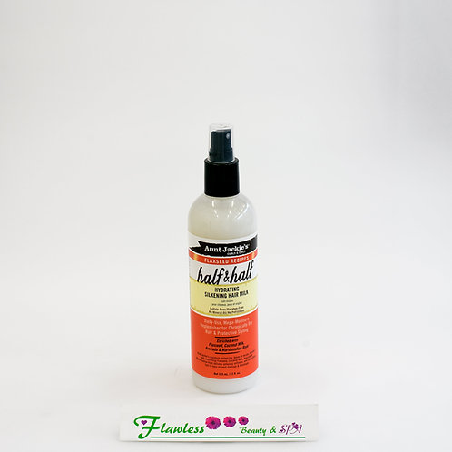 Aunt Jackie's Flaxseed Recipes Half & Half – Hydrating Silkening Hair Milk 355ml