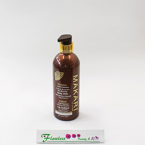 Makari Exclusive Tone Boosting Body Milk 500ml