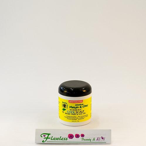 Jamaican Mango & Lime cool Scalp twists, braids and Loc gel 170g