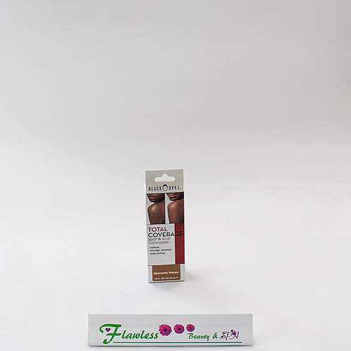 Black Opal TOTAL COVERAGE Face & Body Spto and Scar Concealer Heavenly honey