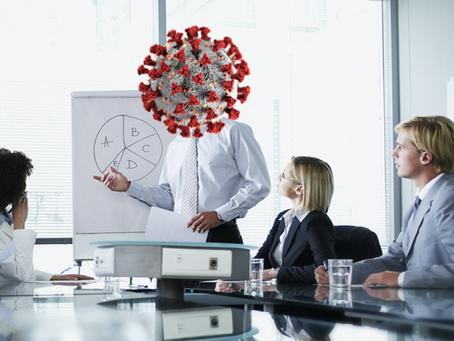 Responsable de formation : Le virus ne doit pas stopper vos initiatives, mais les faire évoluer.