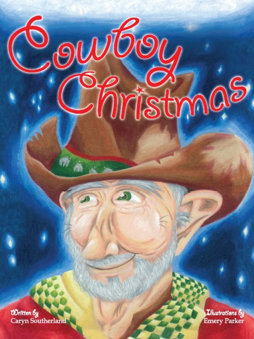 The Cowboy Christmas Book