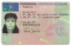 Germany agian with drivers license