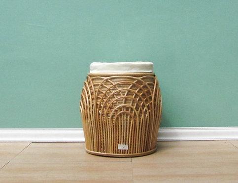 Natural Alon Barrel w/ Cushion