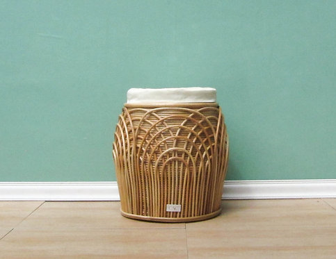 Natural Alon Barrel w/ Cushion as Gift