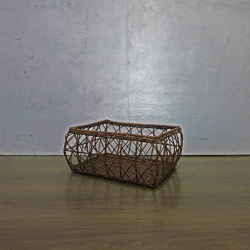 Diamond-weaved Box
