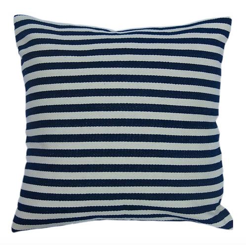 Thin Stripes Throw Pillow