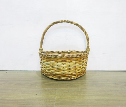 Half-Moon Basket