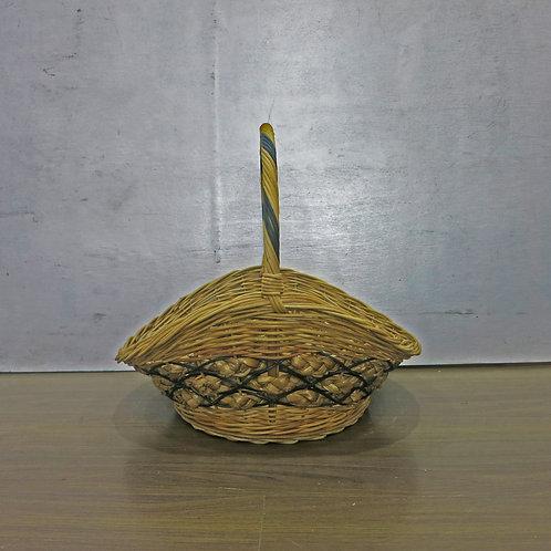 Diamond-shaped Basket