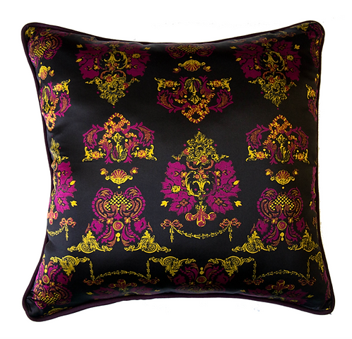 Victorian Throw Pillow