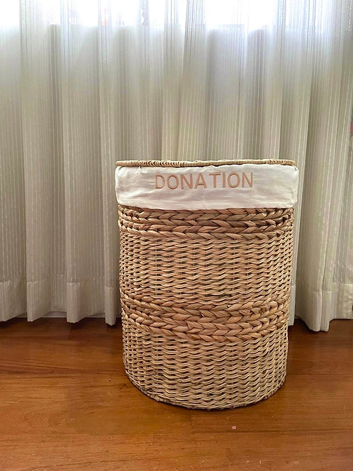 DONATION BASKET