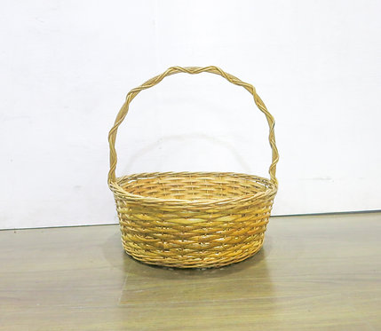 Round Split Basket