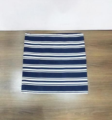 Big Stripes Throw Pillow Large