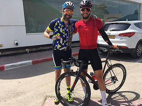 cycling tour israel