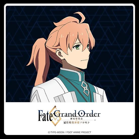 Fate/Grand Order -終局特異点 冠位時間神殿ソロモン-「ロマニ・アーキマン」