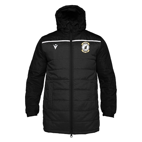 BECCLES TOWN FC BENCH JACKET