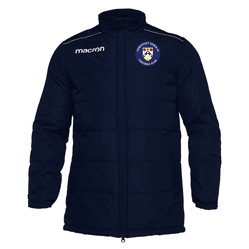 LOWESTOFT TOWN FC BENCH JACKET