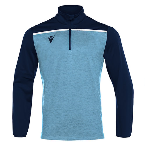 RHINE 1/4 ZIP TRAINING JUMPER
