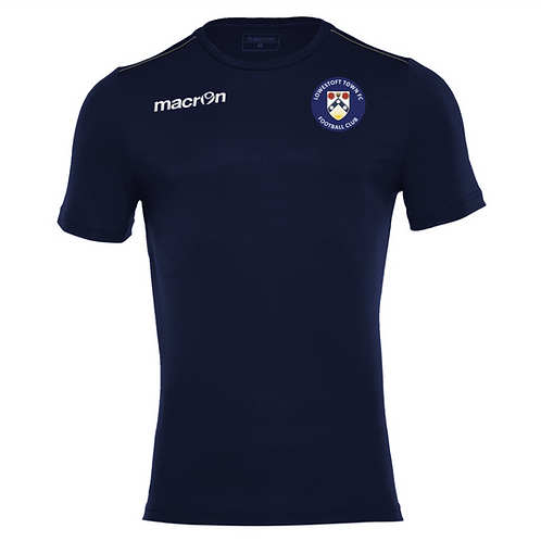 LOWESTOFT TOWN FC TRAINING SHIRT