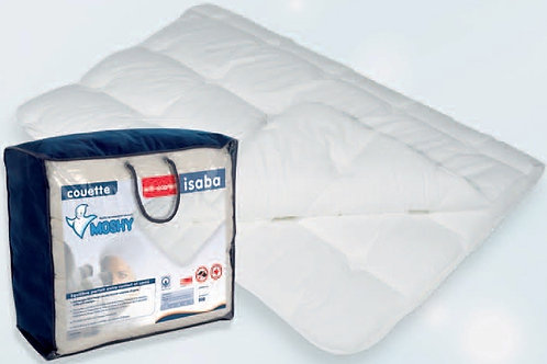 Couette ISABA 500gr Spécial anti-allergies