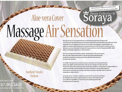 Oreiller Massage air Sensation 60/40