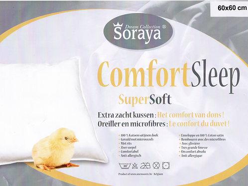 Oreiller Comfort Sleep 60/60