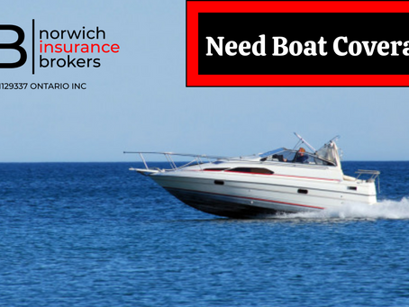 Looking For Boat Insurance?