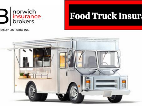 Food Truck Insurance!