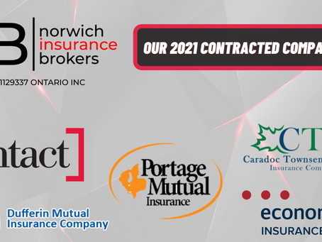 Our Partnered Companies!