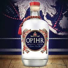Opihr London Dry Gin oriental spiced will be served at North Leeds Charity Beer Festival