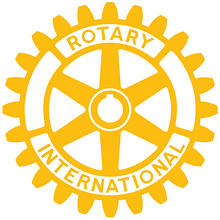 The Rotary Club of Roundhay logo