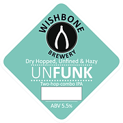 Wishbone Unfunk IPA 5.5% at Leeds Beer Festival
