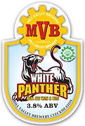 Mill Valley white panther real ale