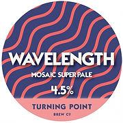 Turning Point Wavelength