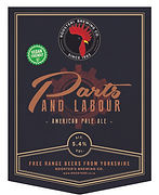 Roosters Brewing Co Parts Labour