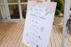 Ardington House Wedding Photography - Nathan  Charlie-271