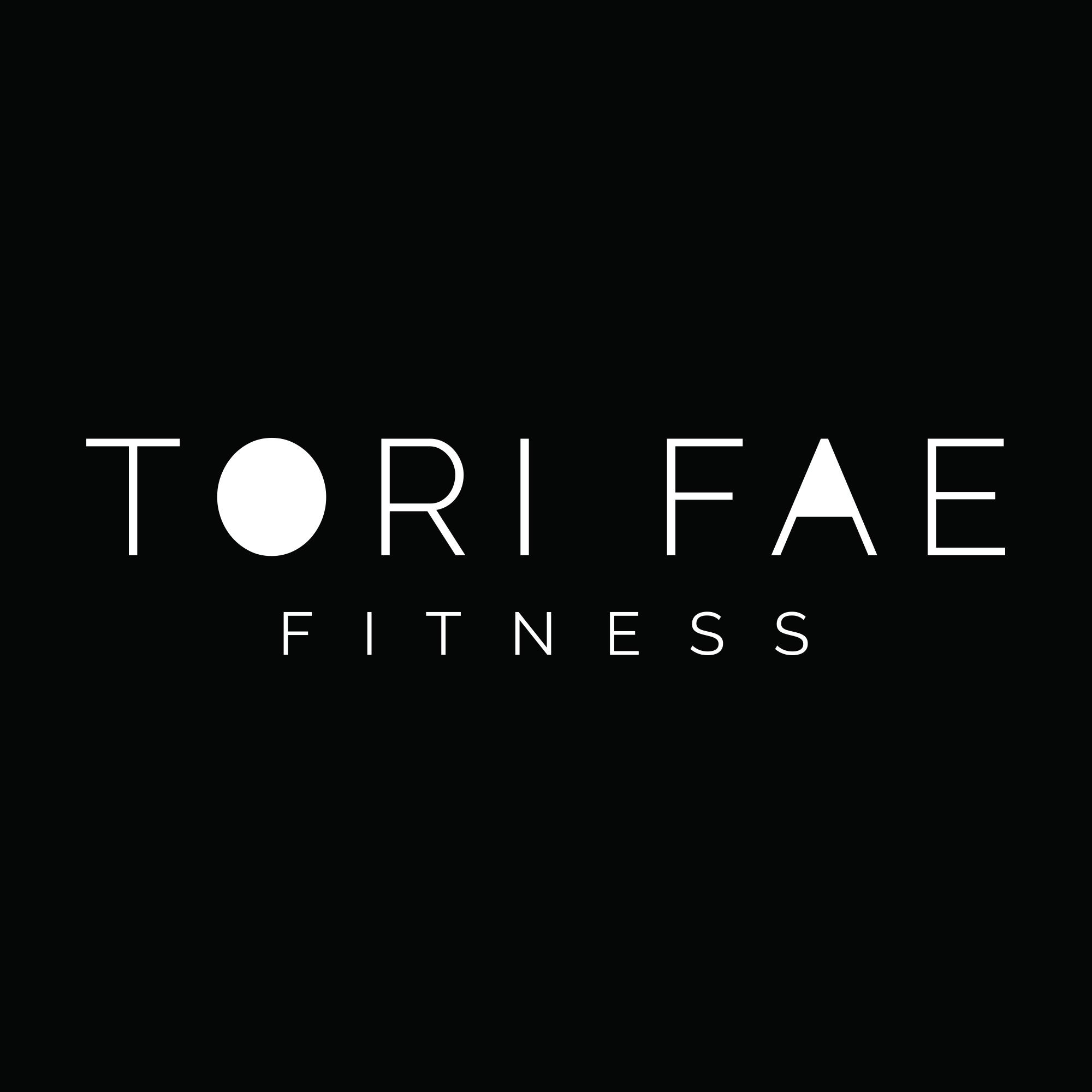 Tori Logo White