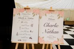 Ardington House Wedding Photography - Nathan  Charlie-23