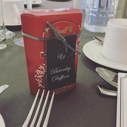 Favours & Name Cards