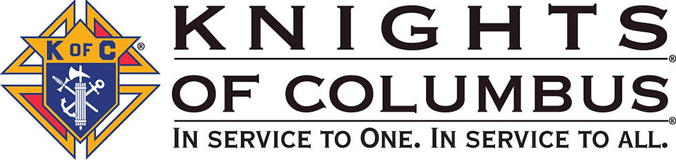 Knighs of Columbus Corporate banner